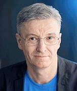 Portrait of Wolfram Scheible