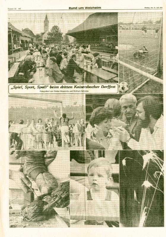 Belegexemplar aus dem Jahr 1979