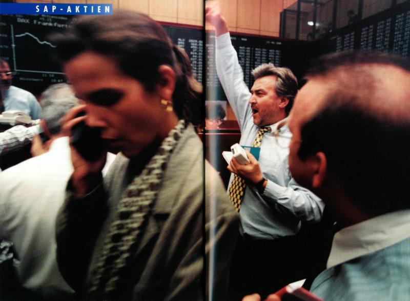 Belegexemplar aus dem Jahr 1996